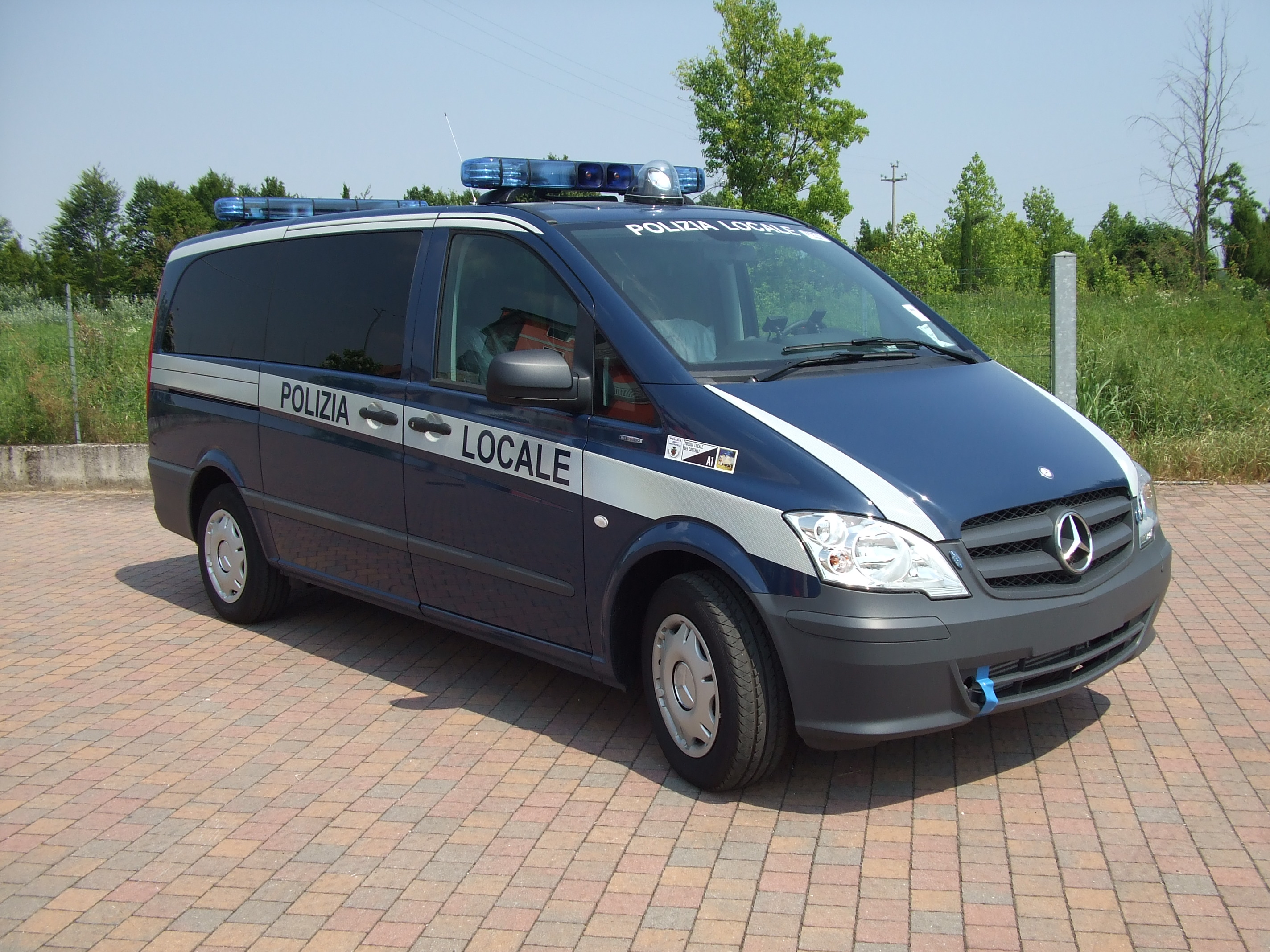 mercedes vito long ufficio mobile maritan s r l