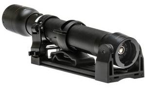 Torcia LedLenser M17R ricaricabile