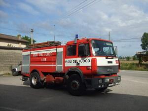 Allestimento Vigili del Fuoco Autobotte – Padova