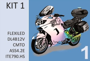 Kit moto – 1