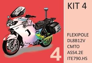 Kit moto – 4