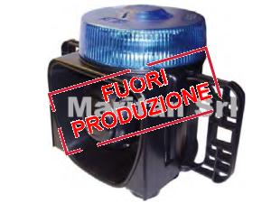 FSV – Lampeggiante e sirena magnetica LM500