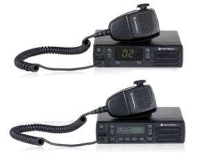 Radio professionale veicolare – Motorola DM1000 Series