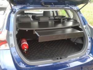 Toyota Auris Hybrid – Polizia Locale Alto Vicentino VI