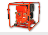 Motopompa centrifuga autoadescante 2″