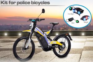 FSV – kit per allestimento bicicletta