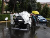 Isuzu DMax – Allestimento Carabinieri RIS Reparto Investigazioni Scientifiche Bologna