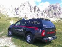 Isuzu DMax – Allestimento Carabinieri Nucleo Artificieri Antisabotaggio Bolzano