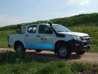 Allestimento Protezione Civile – Isuzu DMax – Comune di Cassano delle Murge BA