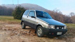 AUTOBIANCHI Y10 4WD -ASI
