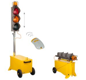Semaforo Mobile manuale