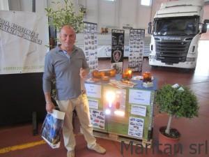 Presentazione Scania Streamline – Halley Padova