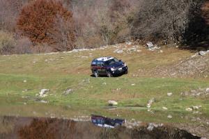 Isuzu DMax – Allestimento Carabinieri ris Reparto Investigazioni Scientifiche Verona