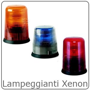 Lampeggianti xenon