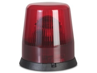 lampeggiante rotane led revoluxion Rosso