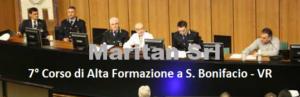 2014 – 7° Corso Alta Formazione S. Bonifacio VR