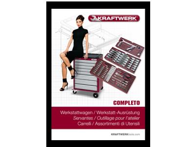 Kraftwerk – Catalogo Utensili