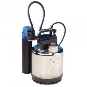 Elettropompa sommergibile con galleggiante a tubo
