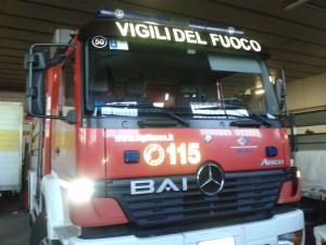 Allestimento Vigili del Fuoco – Autobotte – Padova