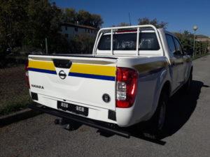 Allestimento Protezione Civile – Nissan Navara