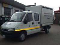 Allestimento Protezione Civile Fiat Ducato – A.N.A. Barbarano Vic. e Villaga