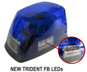 FEDERAL SIGNAL VAMA – NEW TRIDENT FB LEDS