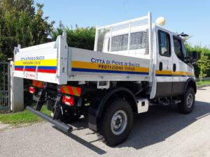 IVECO DAILY 4X4 – PROTEZIONE CIVILE DI PIOVE DI SACCO PD