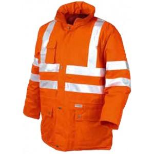 giacca alta visibilità issa