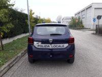sandero polizia locale
