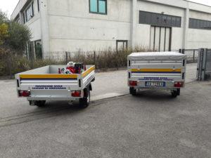 motopompe su carrello stradale – comune di borgo veneto e comune di ceregnano
