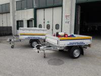 carrello protezione civile