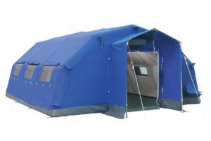 tenda pneumatica montana