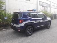 JEEP RENEGADE POLIZIA LOCALE