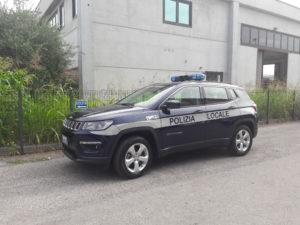 ALLESTIMENTO JEEP COMPASS – POLIZIA LOCALE LONIGO VI